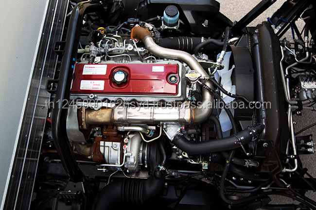 Toyota Coaster Engine Hino NO4C 4.0 litre Turbo Diesel