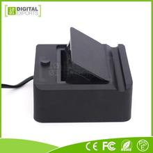 Factory supplied car battery charger, charger mobile phone, dual charger station
