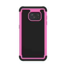 3 IN 1 Combo case Triple PC Silicone TPU Phone case for SAMSUNG Galaxy S7