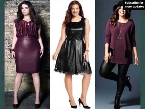 Leather Plus Size Tops For Plus Size Women | Picture Collection | Leather Plus Size Tops Romance