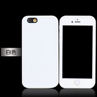 2016 shenzhen waterproof diving swimming silicone rubber TPU+PC 2 in 1 case for iPhone 5/5s/6/6S/6 Plus /6S PLUS