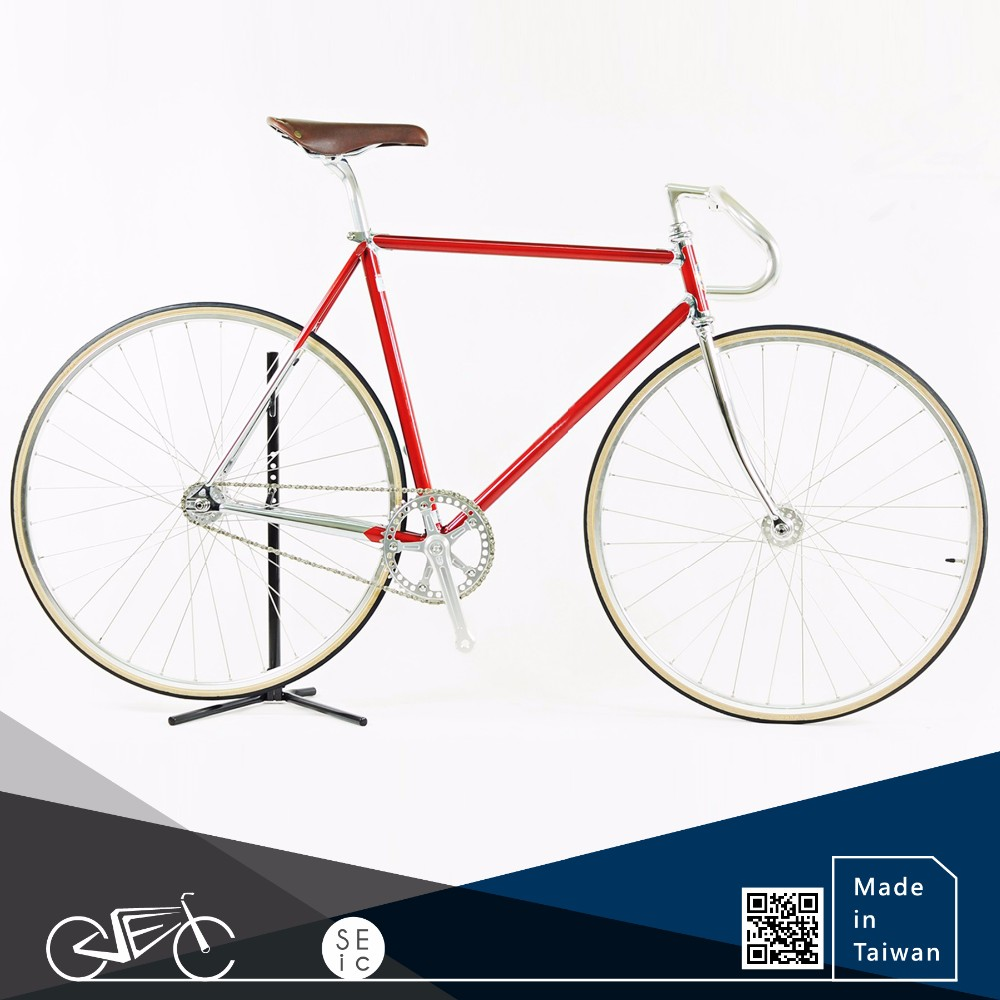 700C bike Columbus THRON LUGGED Electroplating fixed gear bicycle