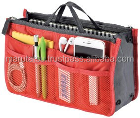 Reliable and Fashionable laptop bag Bag in bag with multiple functions