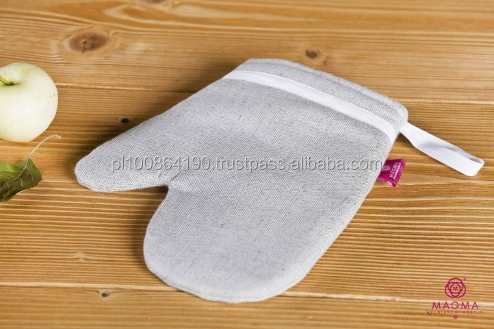 HIGH QUALITY KITCHEN glove COOKING GLOVE Flax / Linen tablecloth Manufacturer