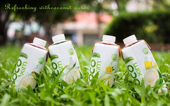 COCONUT WATER - ORGANIC PRODUCT - GOOD FOR HEATH !
