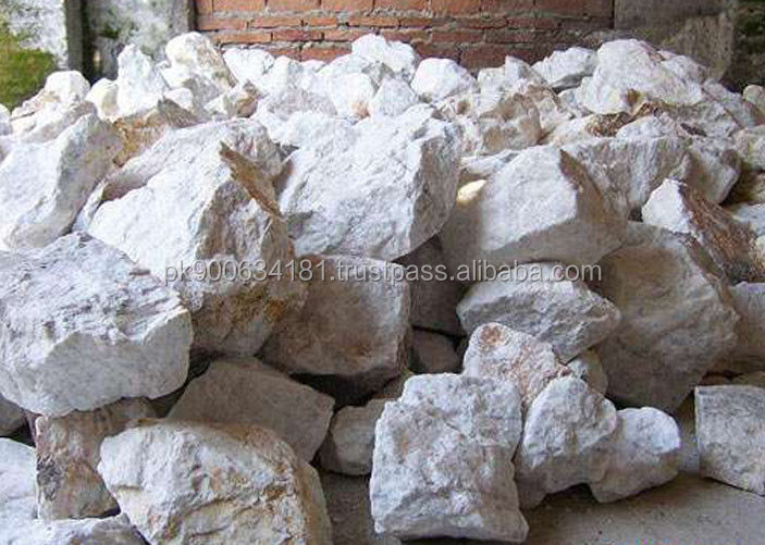 Natural Rough Barite Ore