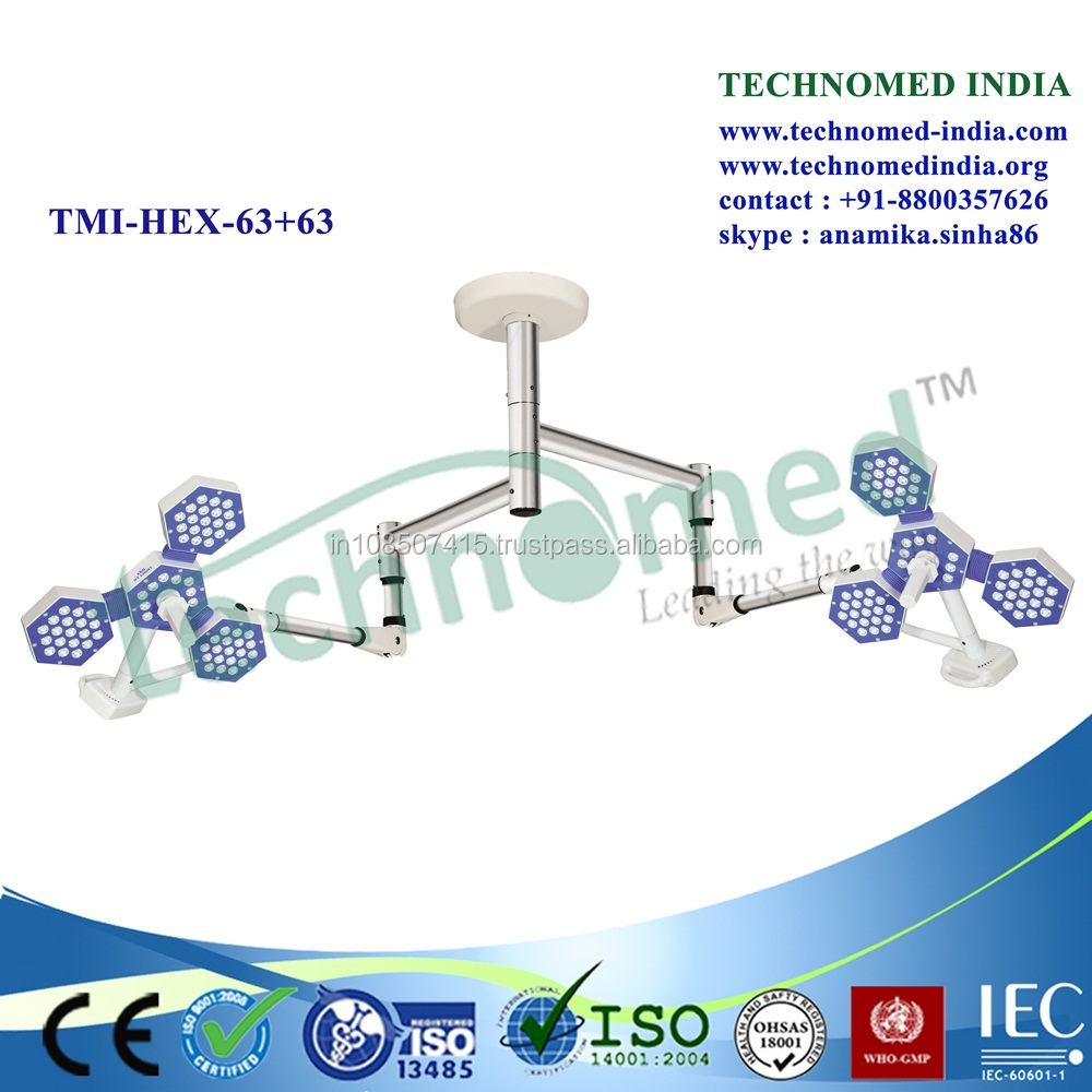 TMI-HEX-63+63 MEDICAL LIGHTING