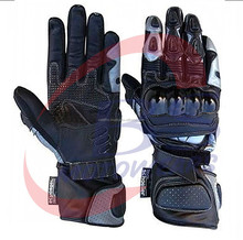 Motorbike Gloves High Quality with Design Wells