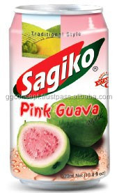 Sagiko Guava Drink 330ml / Juice Drink / Juice Fruit / Soft Drink Wholesale