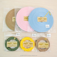 Craft-tape (Recycled) for Handicraft , Made in Japan.