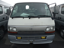 SECONDHAND AUTOMOBILES FOR SALE IN JAPAN FOR TOYOTA HIACE VAN (GRADE : LONG SUPER GL, MODEL : LH113V) EXPORT FROM JAPAN