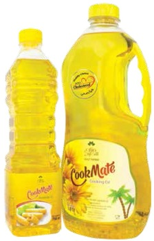 Gulf Farms Cookmate Vegetable Oil