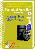 Instant Tyer Gloss Spray Technical Knowhow