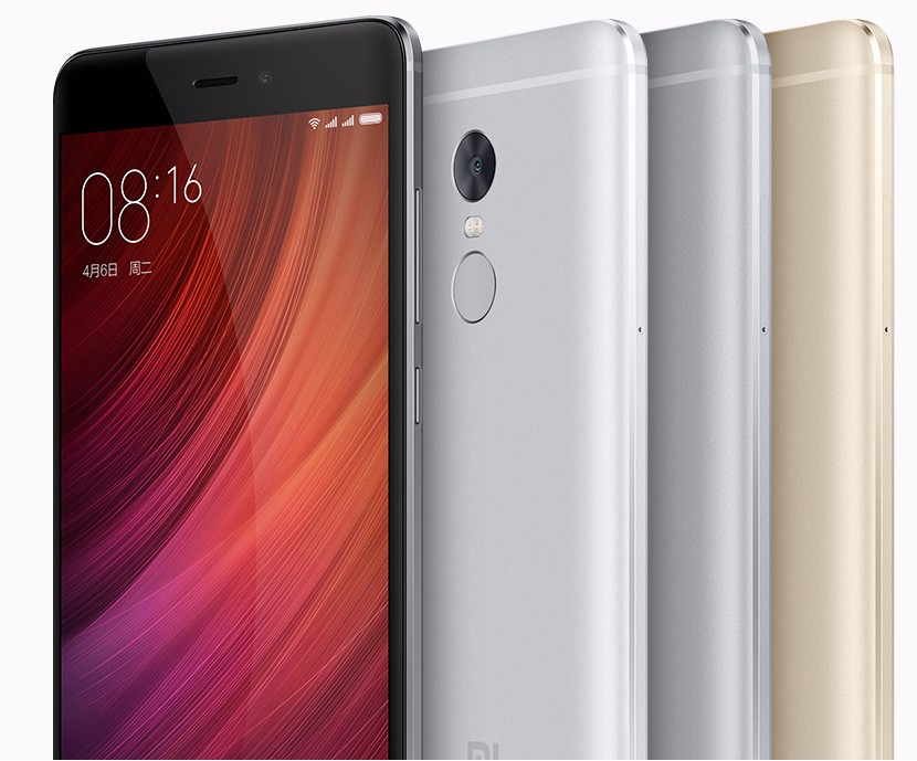 "Original Xiaomi Redmi Note 4 3GB RAM 32GB ROM Mobile Phone MTK Helio X20 Deca Core 5.5"" FHD 4100mAh 13MP Camera Fingerprint ID"