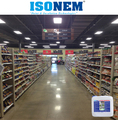 ISONEM NANO CONCRETE FLOOR HARDENER, LIQUID LITHIUM SILICATE BASED SEALER AND DENSIFIER