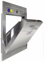 Trash Chutes, International Standards, Fire Rated Doors