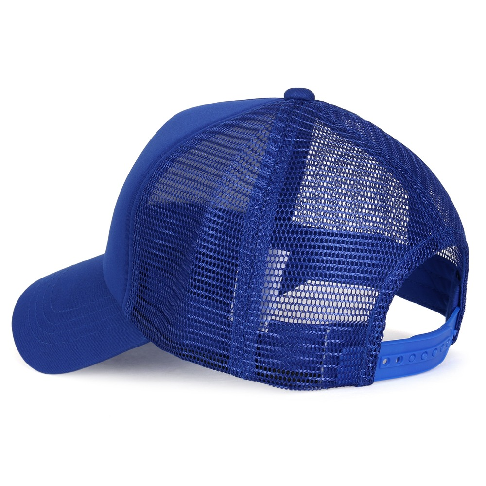 Factory high quality cheap men adjustable back strap 100% cotton blank custom ball cap