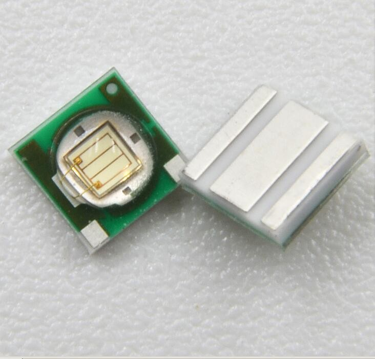 Ceramic base high power 3w smd 3535 UV 265nm led