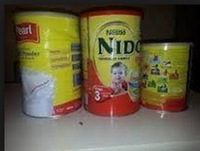 Red Cap Nestle Milk from Holland