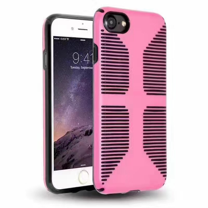 New Design Soft Stripe Mobile Phone Case Cover