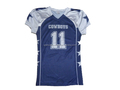 Custom Design mesh fabric football jersey