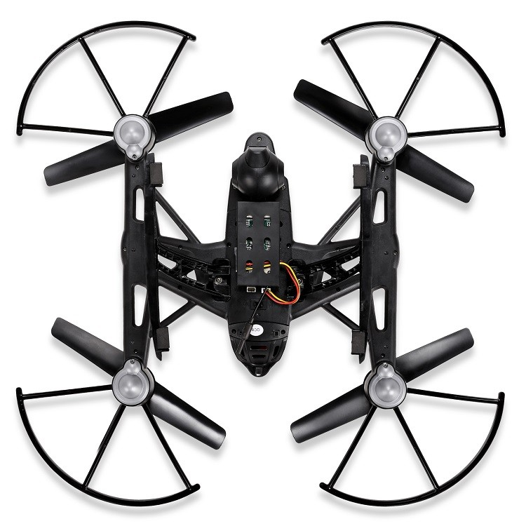 5.8G FPV 2.4GHz 4CH RC 4-Axis Quadcopter Aircraft Drone with 30W HD Camera RTF UAV#SV029060