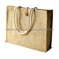 Anti-smell Personalised diversified design jute shopping tote
