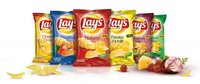 LAYS HOUSE STYLE NATURAL SALT potato chips all Flavour (15x270G, 20x145G)