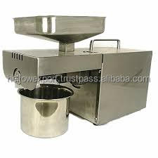 small oil press machine for home use/soybean oil making machine/cold press oil