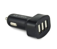 3 USB Ports 5.1A Car Charger - Retail Pack