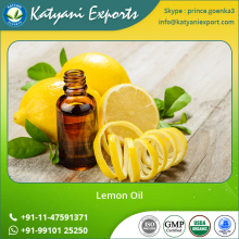 Cold Pressed Lemon Essential Oil/ Lemon Oil in Bulk