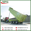 Front End Tipping Trailer Truck