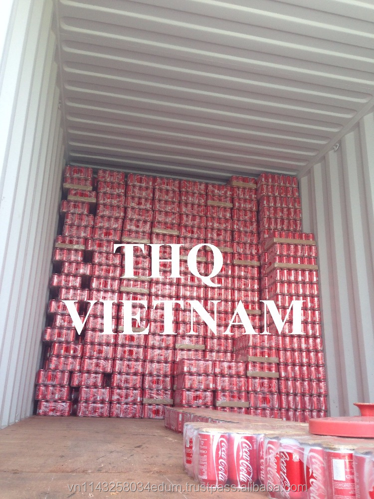 05 [THQ VIETNAM] Coke Cola in 330ml cans