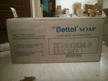 Dettol Soap for Various Market with Carton Packing