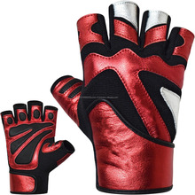 2016 Hot Selling Custom Gym Gloves Athletic Works Weight Lifting Gloves Workout Gloves