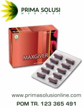 Herbal Medicine Herbal extract Increase endurance and Stamina Sex Maxgiver 30 Capsule