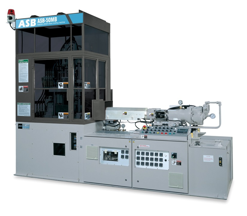 ASB - 50MB PET bottle injection moulding machine