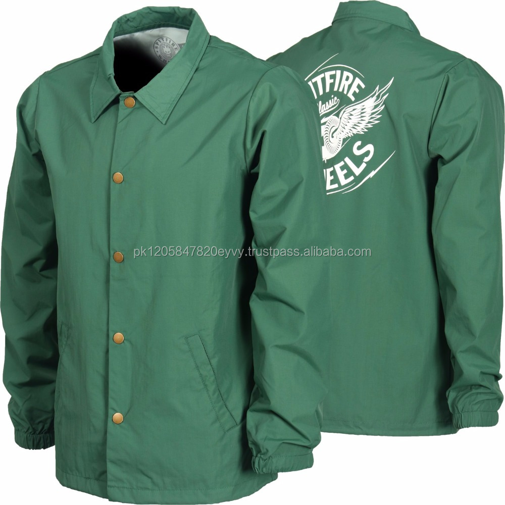 hot selling new design leader jacket jacket istanbul coaches jackets wholesale