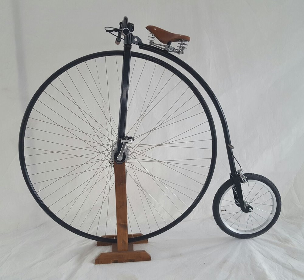 52 inch high wheel bicycle