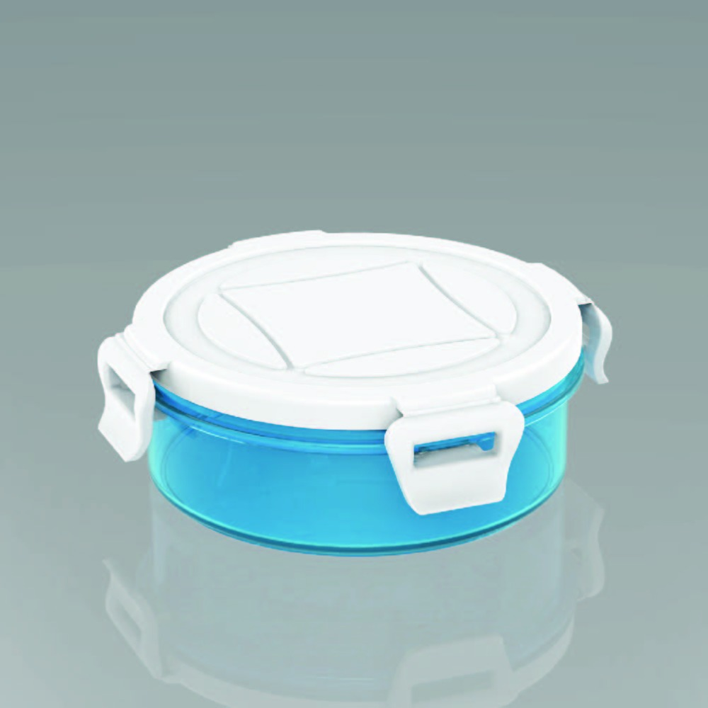 Vietnam plastic storage box/plastic food storage containers plastic food storage case fresh box Crisper L939-Blue