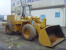 top hot selling used kawasaki 70z wheel loader for sale
