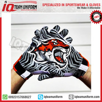 custom american football gloves, football receiver gloves, american football gloves