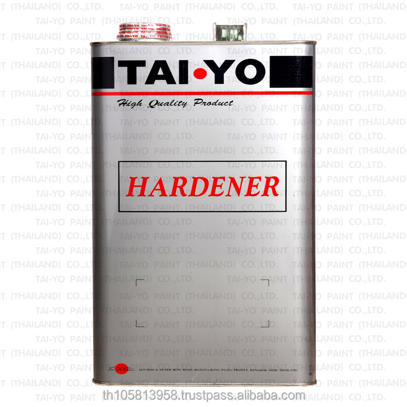 TAI-YO HARDENER FOR POLYURETHANE HI-GLOSS Sealer for Building&Furniture Decorative Coating Paint