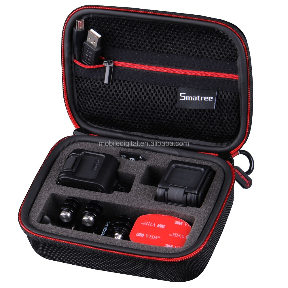 Smatree Case GS75 Carrying Case for GoPros HEROs 5Session/Heros Session