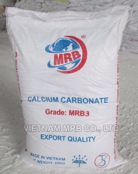 Calcium Carbonate for Plastics, Paper, Paint