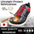 Wholesale safety sneakers ( strings )/ lightweight and appealing prices. Made by Japan