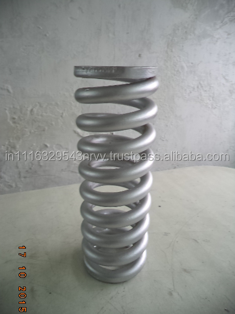 RAILWAY COIL SPRING