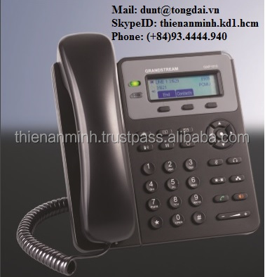 GXP1615 IP Phones Grandstream for Small Business IP Phones and Home Office, with PoE