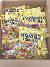 Haribo Gummi Candy, Teeth 80g X 3, Halal
