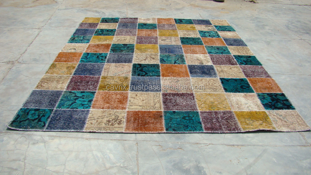 Hand Made Carpet Qaleen